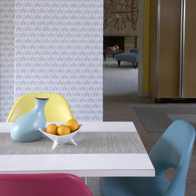 Tempaper Gio Temporary Geometric Wallpaper