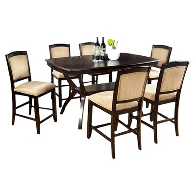 Hokku Designs Elwood 7 Piece Dining Set