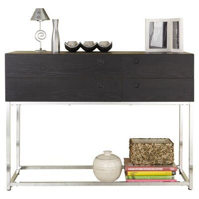 Enitial Lab Shield Console Table