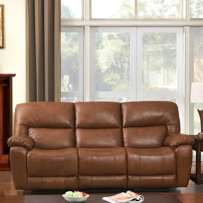 Schwartz Genuine Reclining Sofa