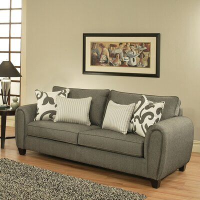 Hokku Designs Central Chenille Sofa