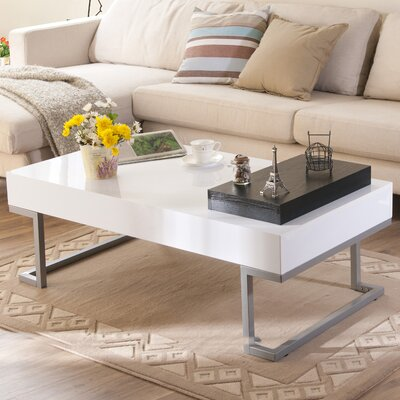 Hokku Designs Elle Modern Coffee Table