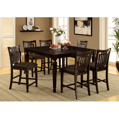 Hokku Designs Ellenington 7 Piece Dining Set