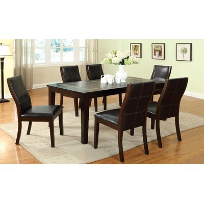Hokku Designs Mabel 7 Piece Dining Set