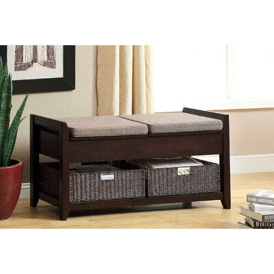 Enitial Lab Upholstered Entryway Bench