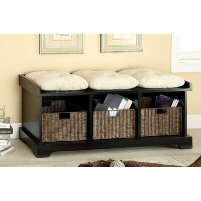 Enitial Lab Upholstered Storage Entryway Bench
