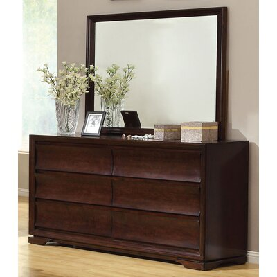Hokku Designs Amber 6 Drawer Dresser
