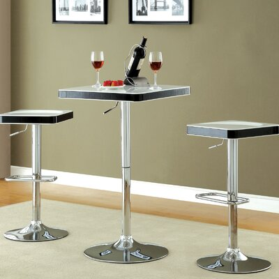 Hokku Designs Swivel Bar Table