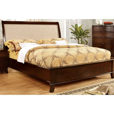 Hokku Designs Sepia Panel Bed