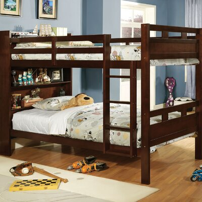 Hokku Designs SeaRidge Twin Over Twin Bunk Bed