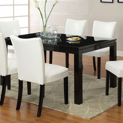 Lax Contemporary Dining Table