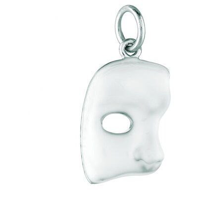 EZ Charms Sterling Silver Phantom Charm