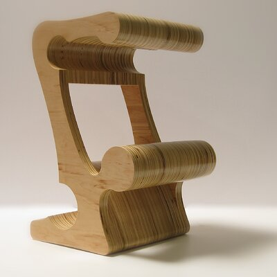 ShinerInternational Geometry Barstool