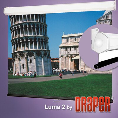 Draper Luma 2 Radiant Electric Projection Screen