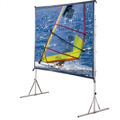 "Draper Flexible Matte White: Cinefold Portable Screen - 106"" diagonal HDTV Format"