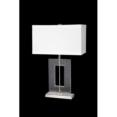 Lamp Works Rectangle Table Lamp