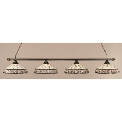 Toltec Lighting Any 4 Light Kitchen Island Pendant