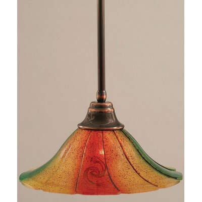 Toltec Lighting 1 Light Any Stem Pendant