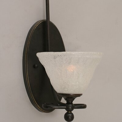 Toltec Lighting Capri 1 Light Wall Sconce