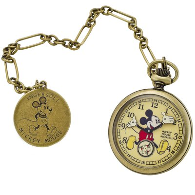 Ingersoll Watches Mickey Mouse 30's Men's Analog Watch