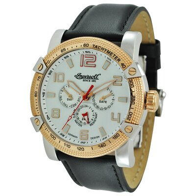 Ingersoll Watches Men's Tescalero Watch in White