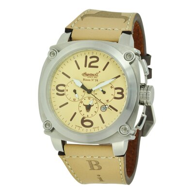 Ingersoll Watches Bison No. 24 Men's Fine Automatic Watch
