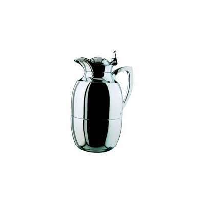 Alfi Juwel 0.5-Liter Chrome Plated Brass Thermal Carafe