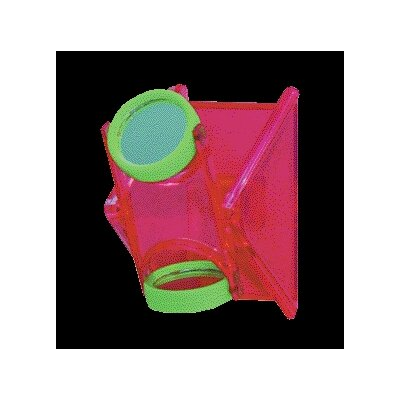 J.W. Pet Company Activitoys Tilt Wheel Bird Toy