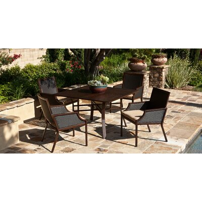 AIC Garden & Casual Hudson Dining Table Square
