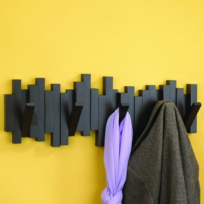 Sticks Molded Wall Hook
