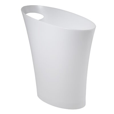 Skinny 2-Gal. Trash Can (Set of 2)