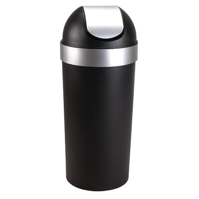 Umbra Venti 16.5-Gal. Trash Can