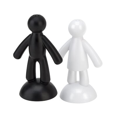 Umbra Buddy Salt and Pepper Shakers