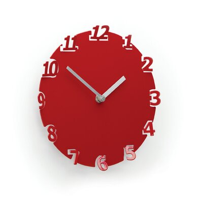 Umbra Numero Wall Clock