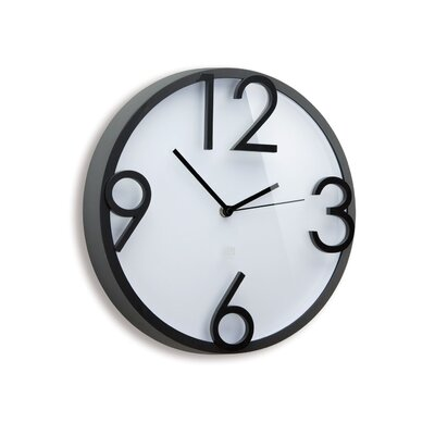 Umbra Time Off Wall Clock