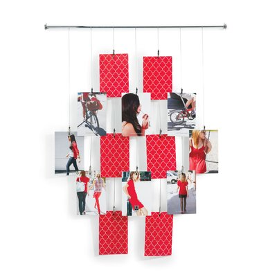 Umbra Tangle Wall Mounted Photo Display