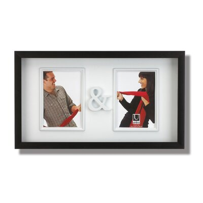 Umbra You and Me Two Opening Wall Frame