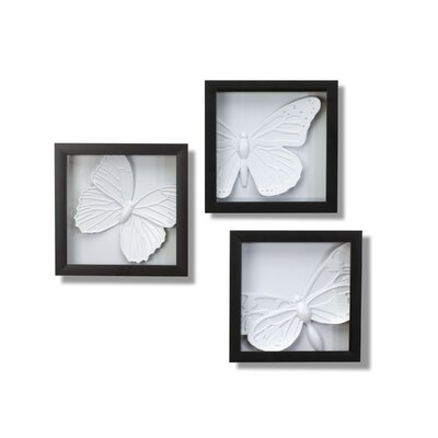 Umbra Papila Wall Decor Shadowboxes (Set of 3)
