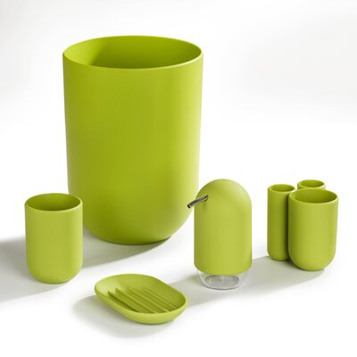 Umbra Touch Bathroom Set in Avocado