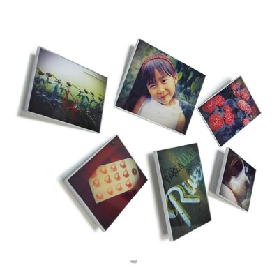 Umbra Vantage Photo and Art Display Frame (Set of 6)