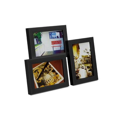 Umbra Tira Three-Opening Collage Picture Frame