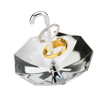 Umbra Muse Umbrella Chrome Plated Ring Holder
