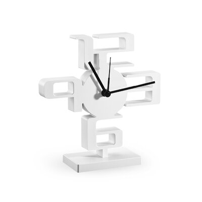 Umbra Small Time Desk Clock