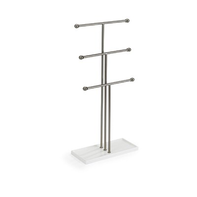 Trigem Three Tier Tree Jewelry Stand