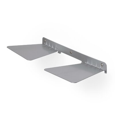 Conceal Double Shelf