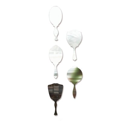 Umbra Fairest Mirror (Set of 5)
