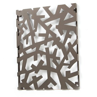 Umbra Arbera Wall Art in Bronze (Set of 3)