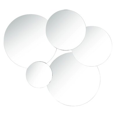 5 Piece Cumulus Layered Mirror