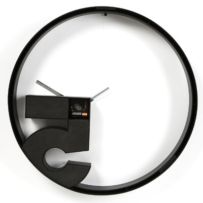 Umbra Take 5 Wall Clock
