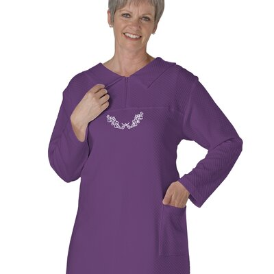 Silvert's Women's Casual Adaptive Wheelchair Dress